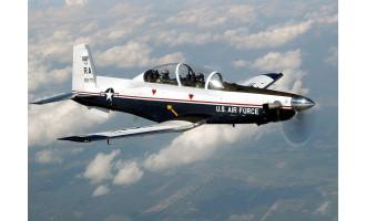 越南将采购6架T-6A教练机